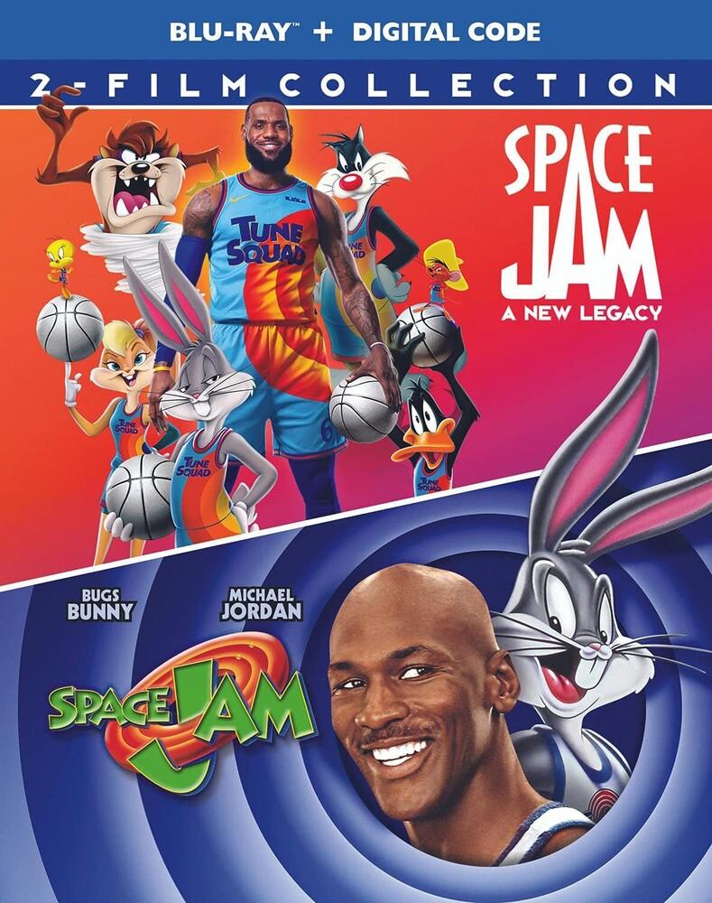 Space Jam / Space Jam: A New Legacy - Space Jam / Space Jam: A New Legacy (2pc) / (2pk)