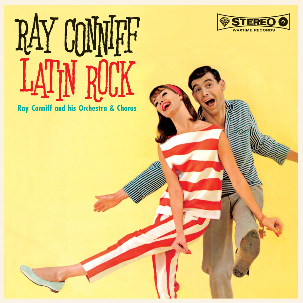 Conniff, Ray & His Orchestra & Chorus - Latin Rock