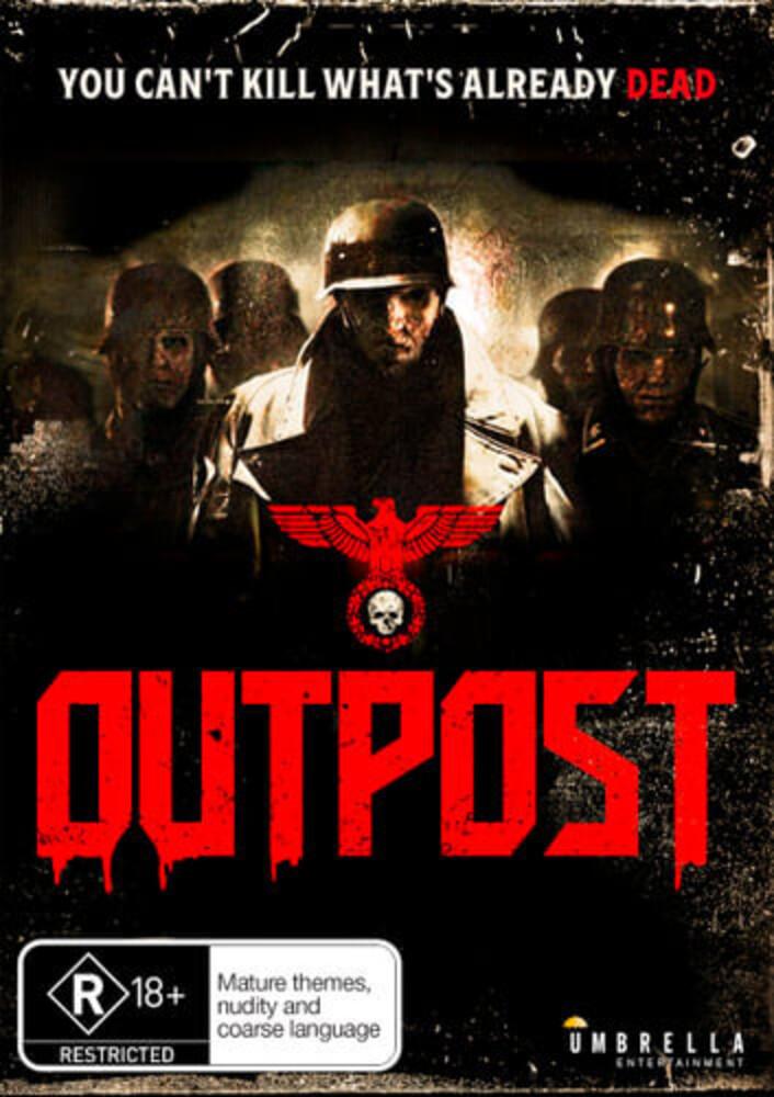 Outpost - Outpost / (Aus Ntr0)