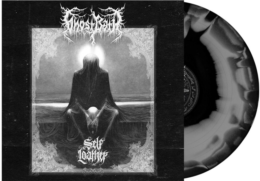 Ghost Bath - Self Loather (Black Grey Swirl Vinyl)