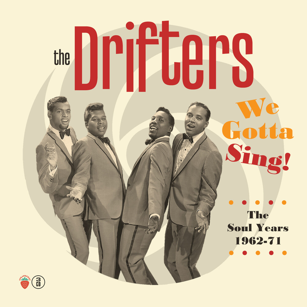 Drifters - We Gotta Sing: The Soul Years 1962-1971 (Uk)