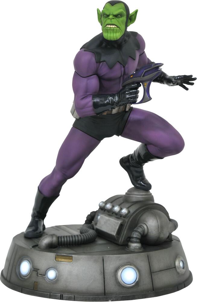 Diamond Select - Marvel Gallery Comic Skrull Pvc Statue (Clcb)