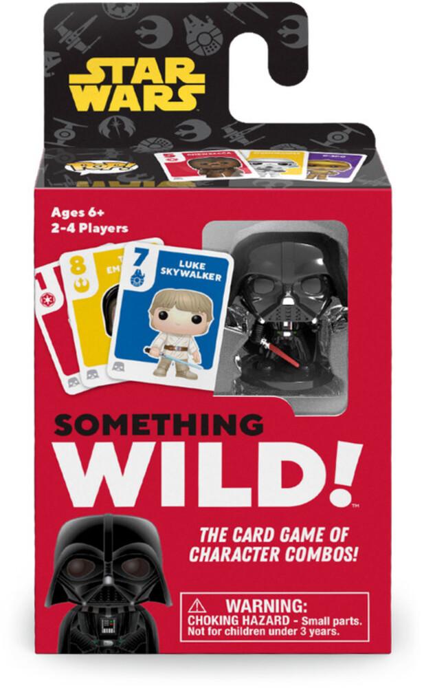 Funko Signature Games: - Something Wild! Star Wars Original Trilogy Card Ga