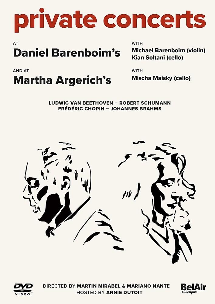 Beethoven / Barenboim / Maisky - Private Concerts at Daniel Barenboim's