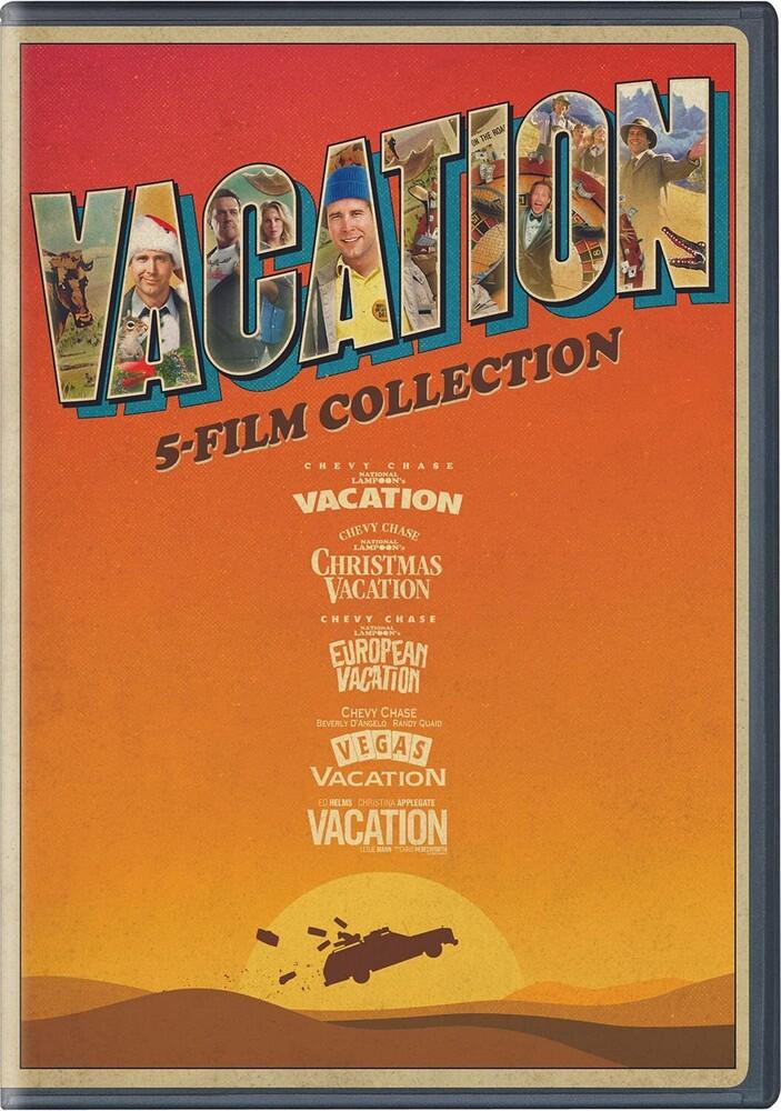 Vacation 5-Film Collection - Vacation 5-Film Collection