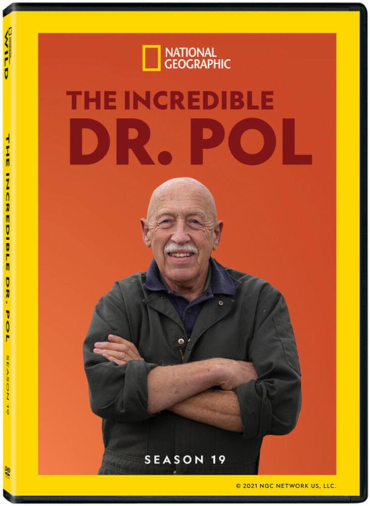 Incredible Dr Pol: Season 19 - The Incredible Dr. Pol: Season 19