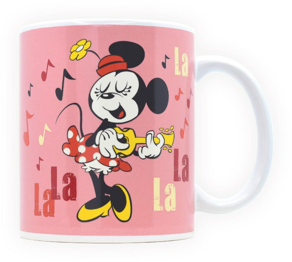 Disney Minnie Singing Mug (11 Oz) - Disney Minnie Singing Mug (11 Oz) (Mug)