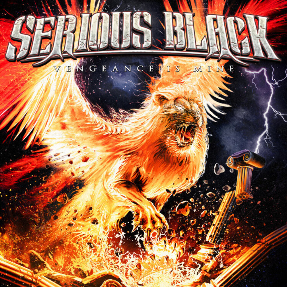 Serious Black - Vengeance Is Mine [Digipak]