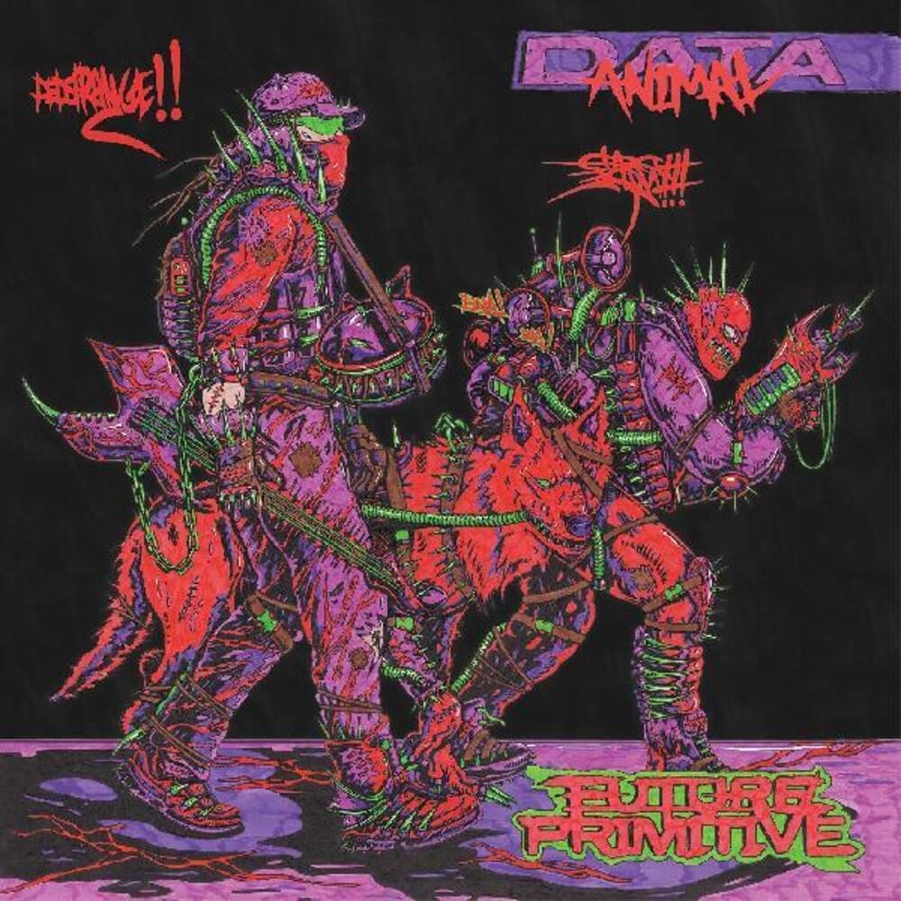 Data Animal - Future Primitive [Colored Vinyl] (Red)