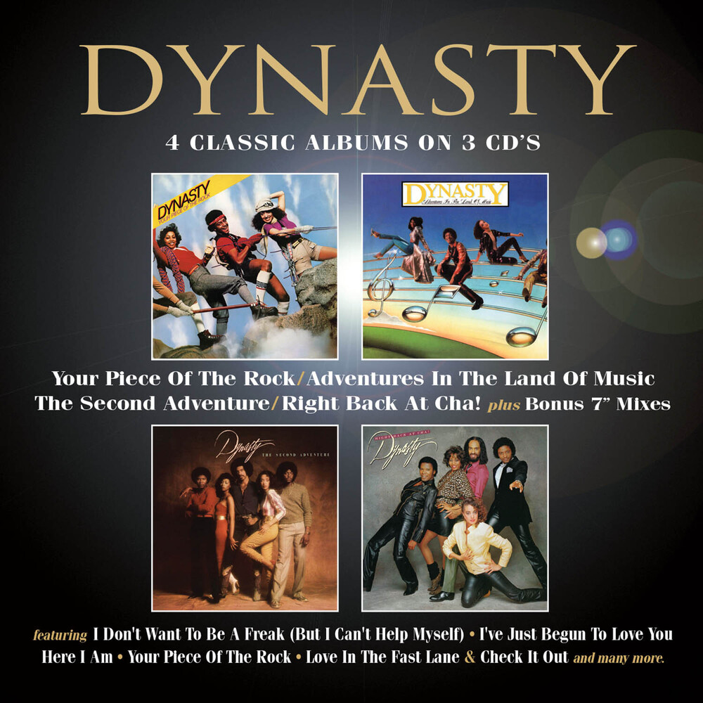 Dynasty - Your Piece Of The Rock / Adventures In Land / 2nd