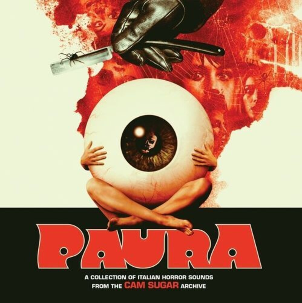 Various Artists - Paura: A Collection Of Italian Horror Sounds From The Cam Sugar Archive / Various [Limited Deluxe 'tombstone' Boxset]