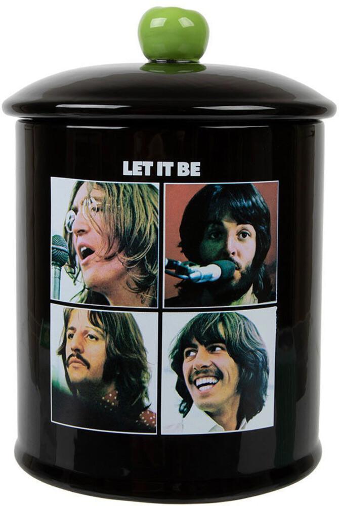 Beatles Let It Be Ceramic Cookie Jar - Beatles Let It Be Ceramic Cookie Jar (Deco)