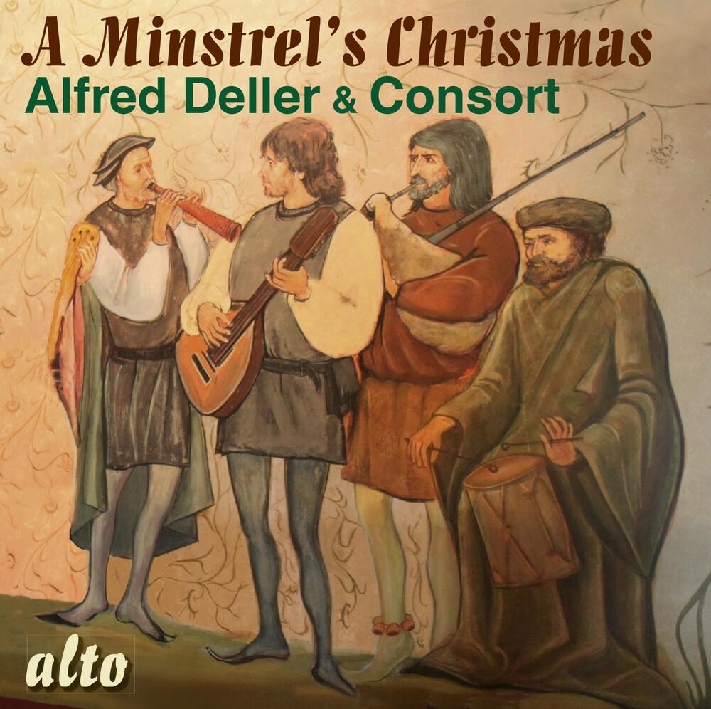 Alfred Deller  / Deller Consort - Minstrel's Christmas