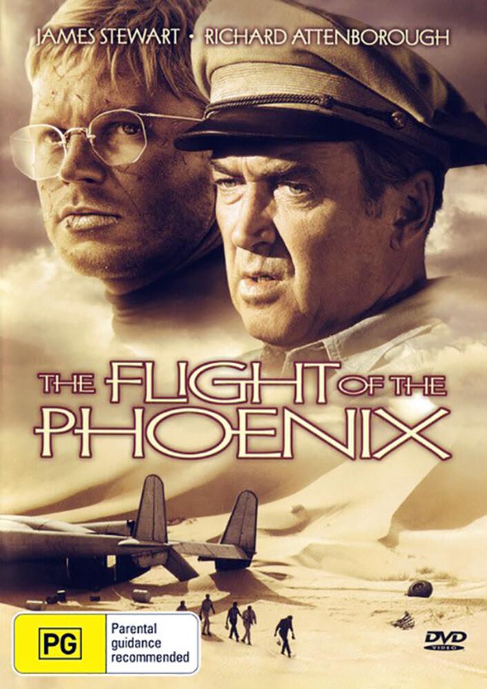 - Flight Of The Phoenix / (Aus Ntr0)