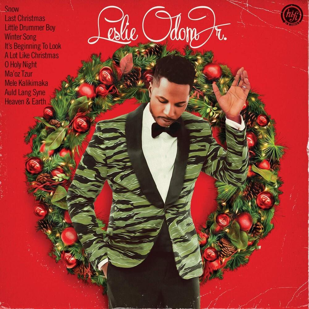Leslie Odom Jr - The Christmas Album