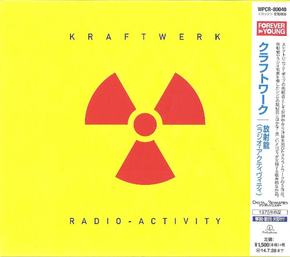 Kraftwerk - Radio-Activity (Jpn) [Remastered]