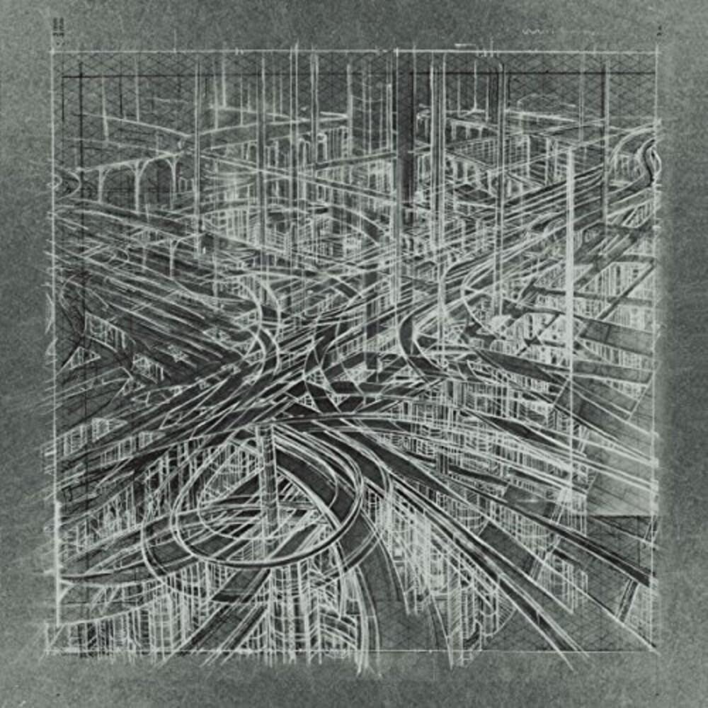 The Bug vs Earth - Concrete Desert [LP]