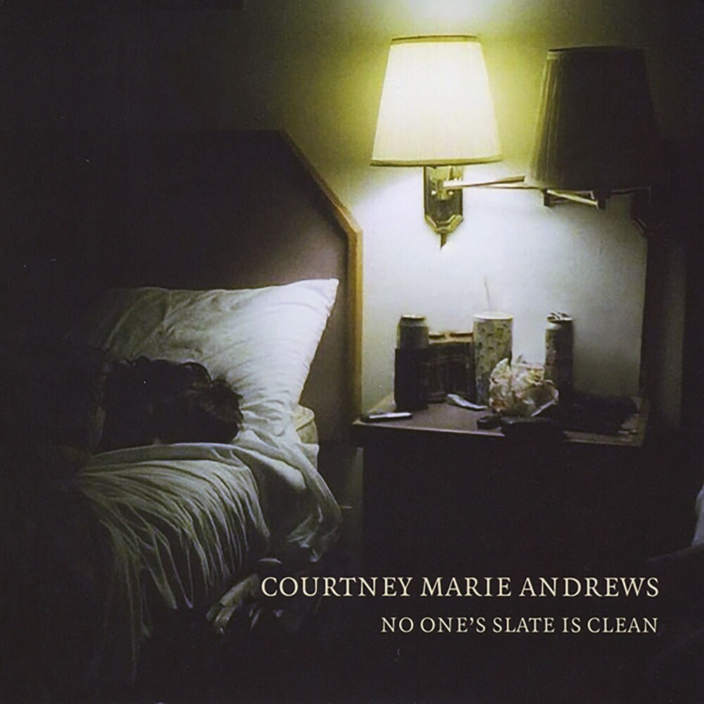 Courtney Marie Andrews - No One's Slate Is Clean [LP]