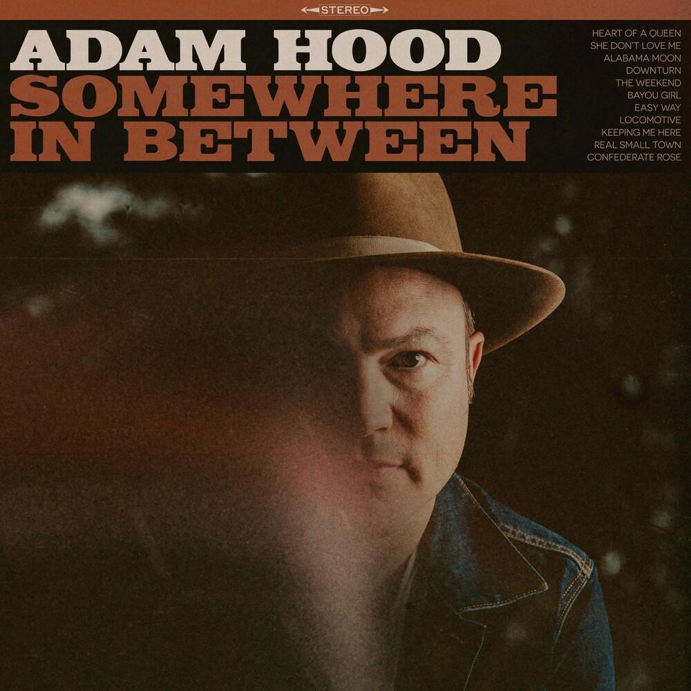 Adam Hood - Somewhere In Between [LP]