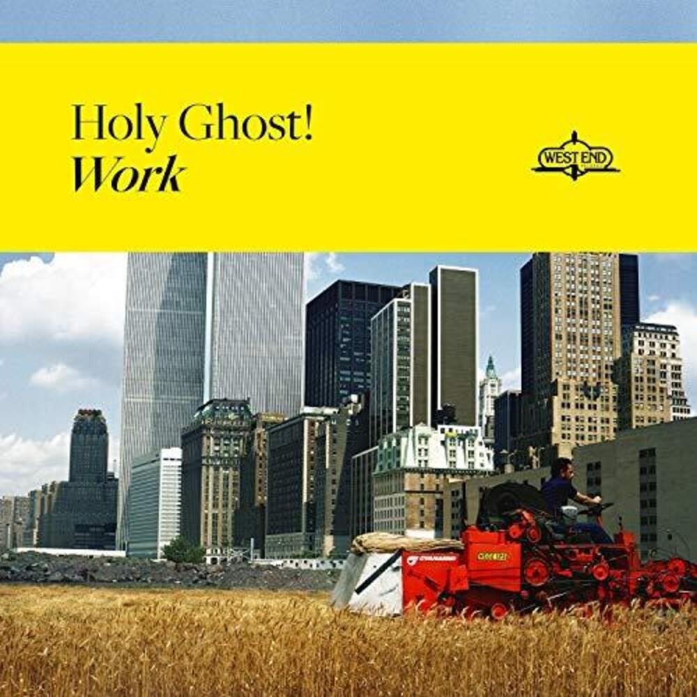 Holy Ghost! - Work [LP]