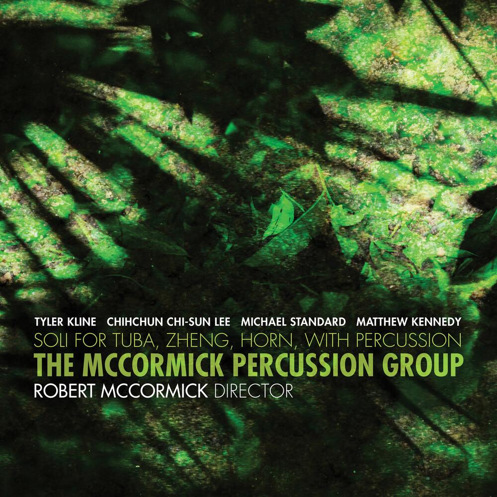 McCormick Percussion Group - Tuba / Zhen / Horn & Percussion