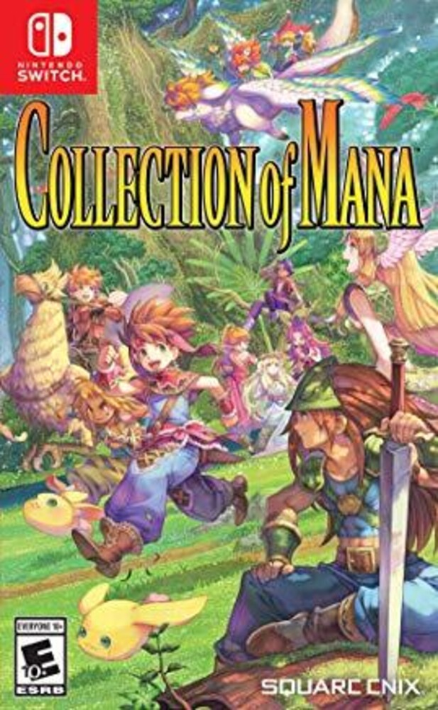 Swi Collection of Mana - Collection Of Mana