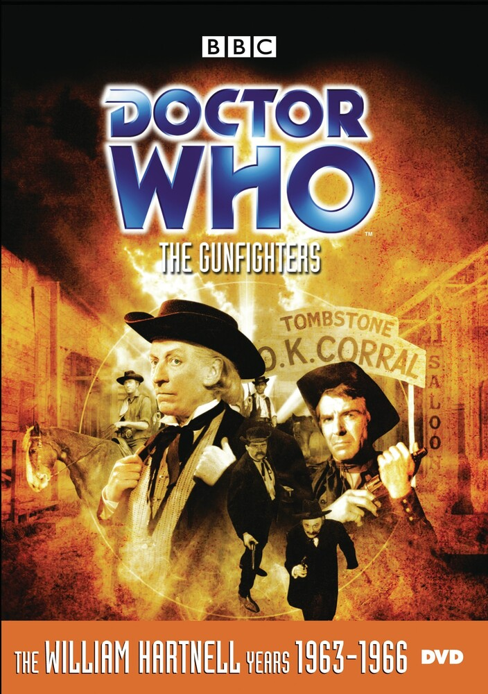 - Doctor Who: Gunfighters / (Full Mod Amar)