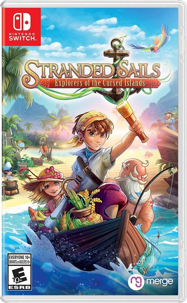 - Stranded Sails