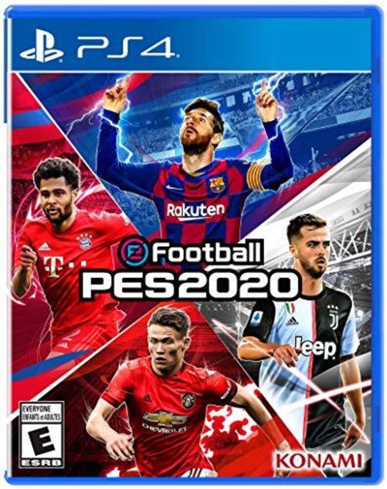 - Efootball Pes 2020