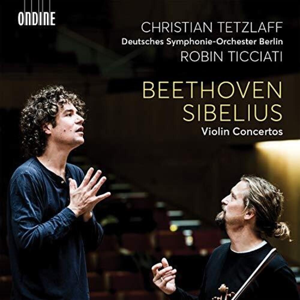 Christian Tetzlaff - Violin Concertos