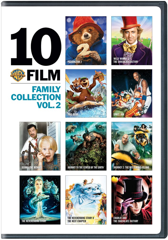- Wb 10-Film Franchise Collection Two (5pc) / (Box)