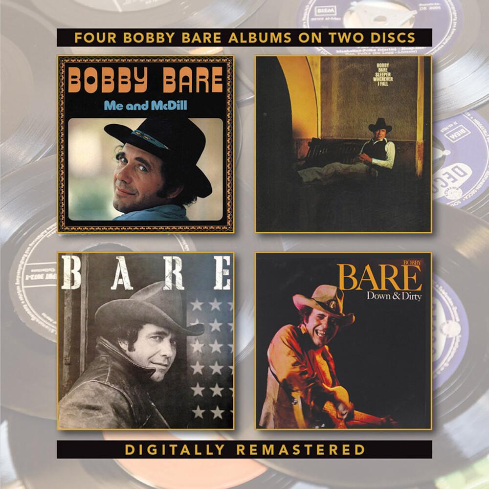 Bobby Bare - Me & Mcdill / Sleeper Wherever I Fall / Bare (Uk)