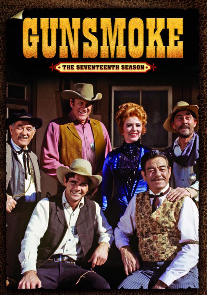 Gunsmoke: Complete Seventeenth Season - Gunsmoke: Complete Seventeenth Season (6pc)