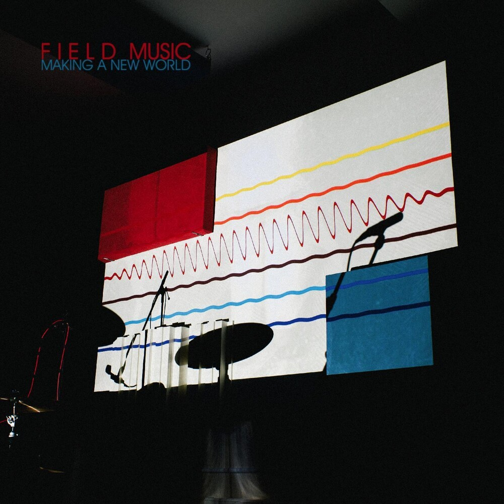 Field Music - Making A New World [Cassette]