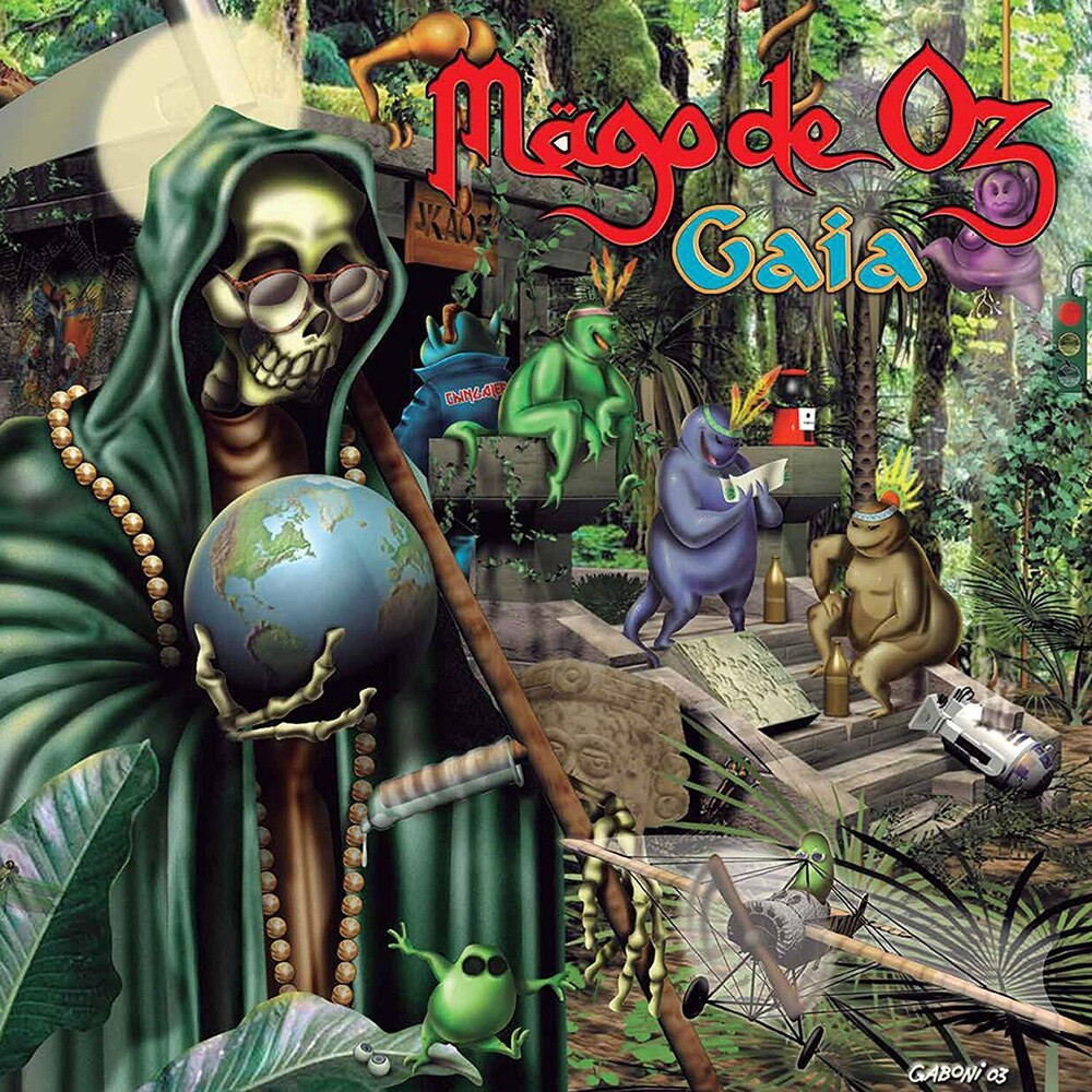 Mago De Oz - Gaia 1 (W/Cd) (Spa)