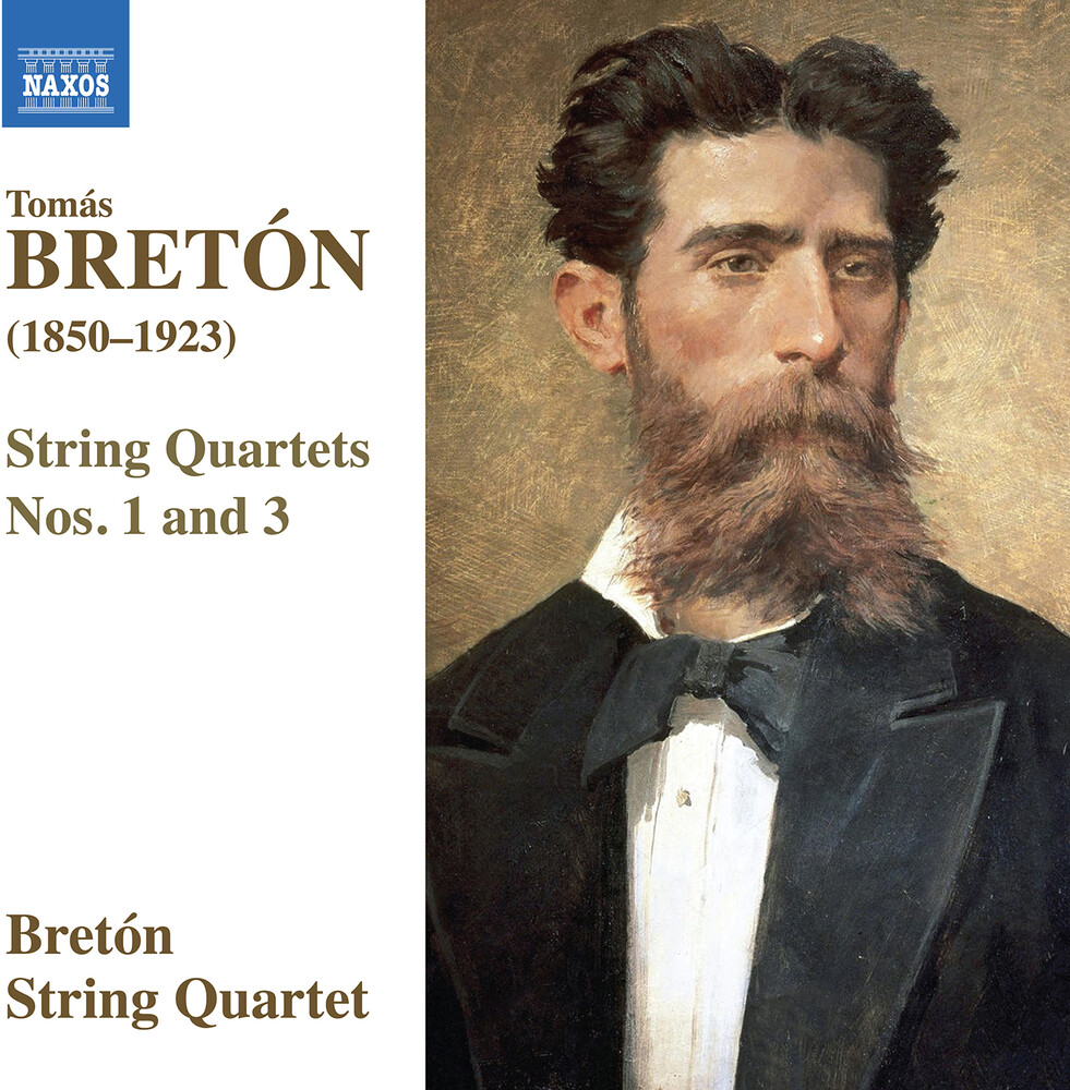 Breton String Quartet - String Quartets 1 & 3