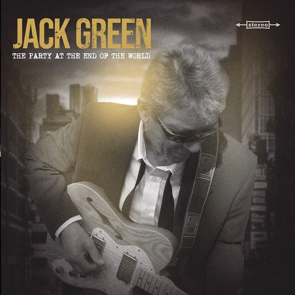 Jack Green - Party At The End Of The World (Uk)