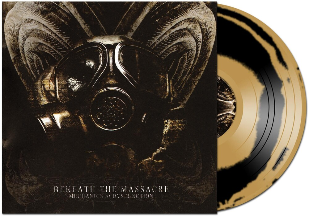 Beneath The Massacre - Mechanics Of Dysfunction [LP]