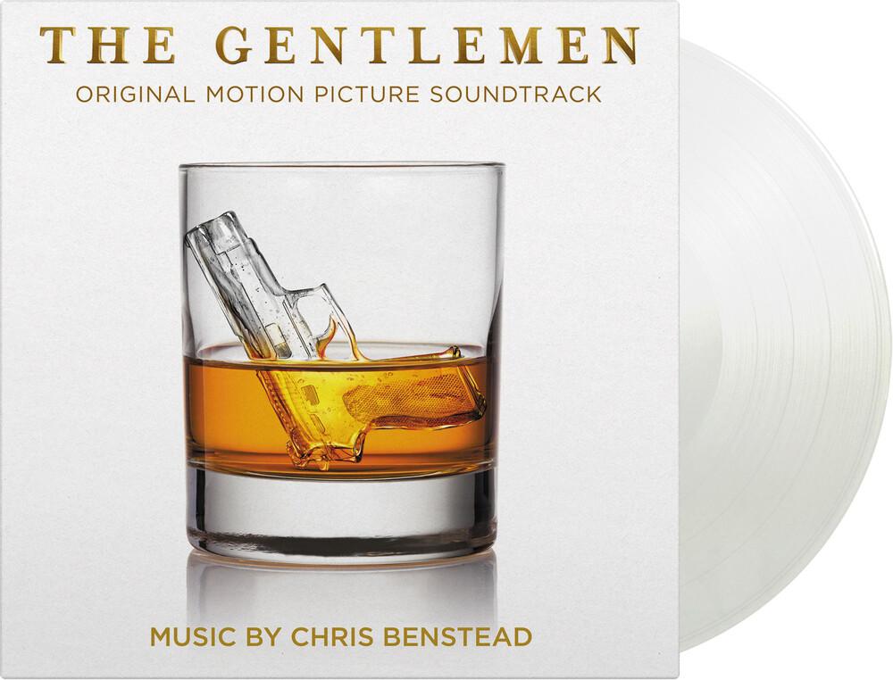 Christopher Benstead Blk Ogv - Gentlemen / O.S.T. (Blk) [180 Gram]