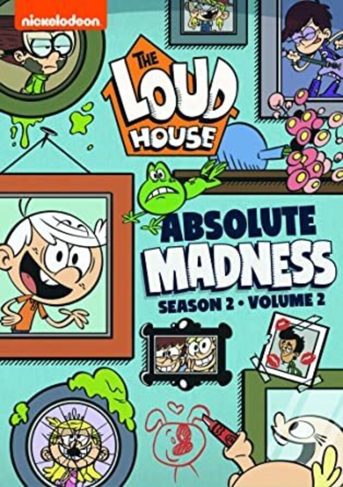 Loud House: Absolute Madness - Season 2 - Vol 2 - Loud House: Absolute Madness - Season 2 - Vol 2