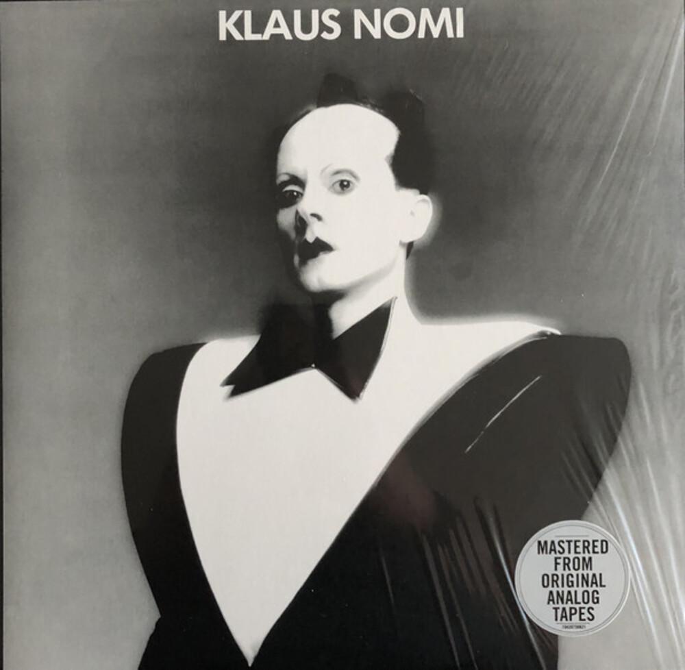 Klaus Nomi - Klaus Nomi (Fra)
