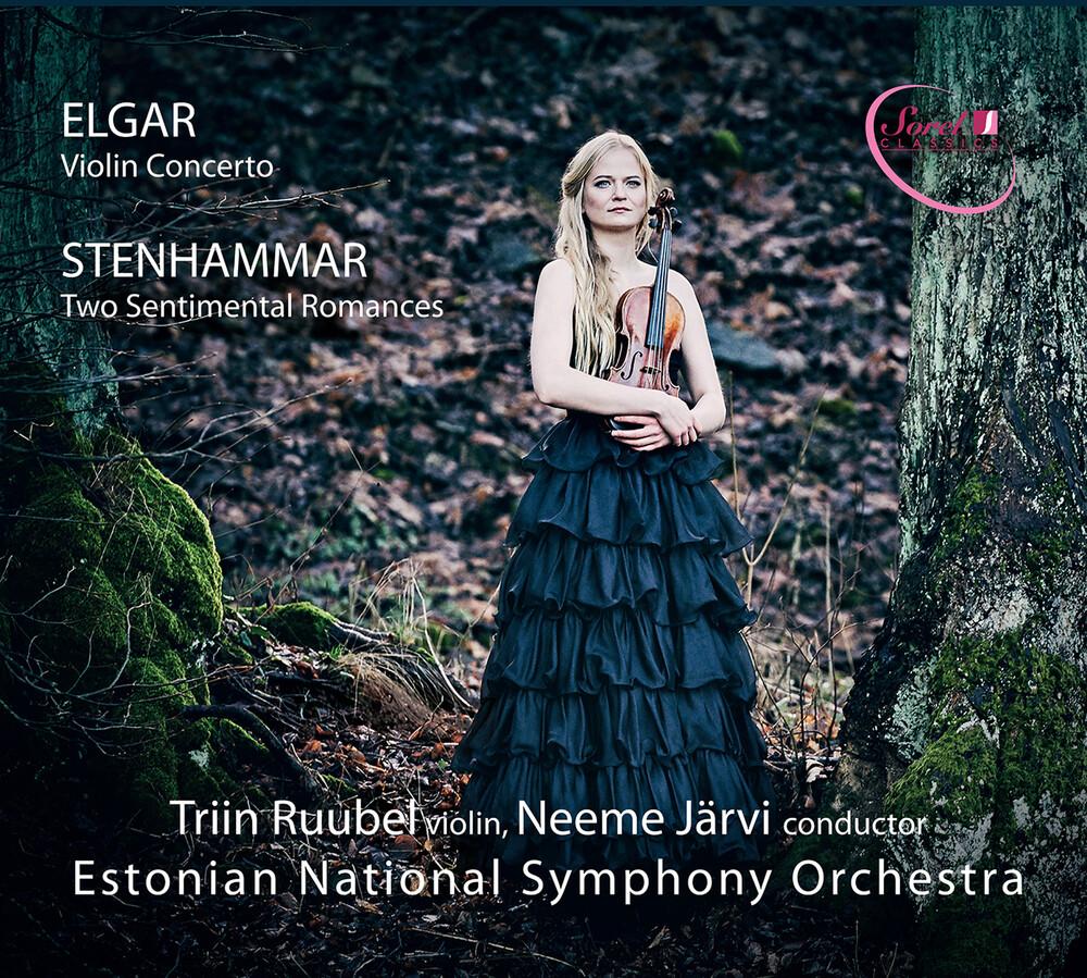 Triin Ruubel - Violin Concerto