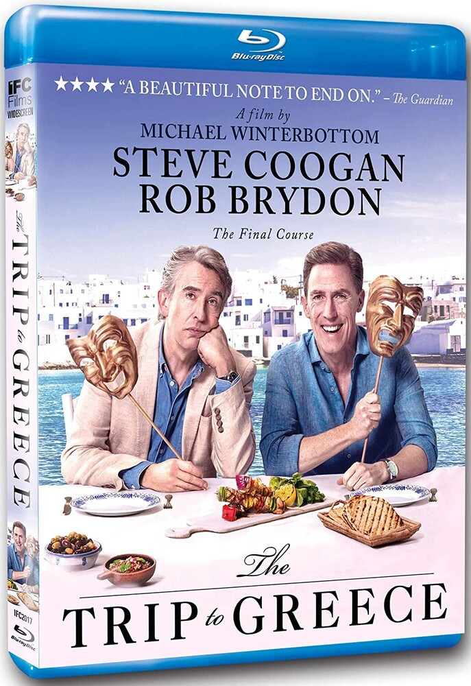 Rob Brydon - Trip To Greece