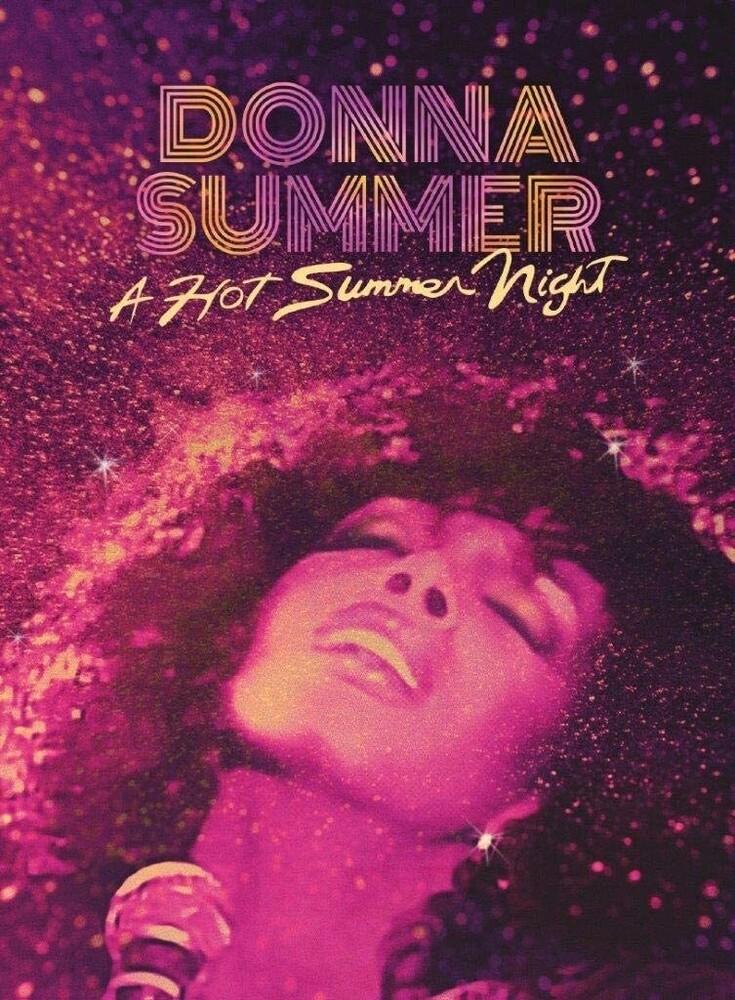 Donna Summer - Hot Summer Night (Bonus Dvd) (Uk)