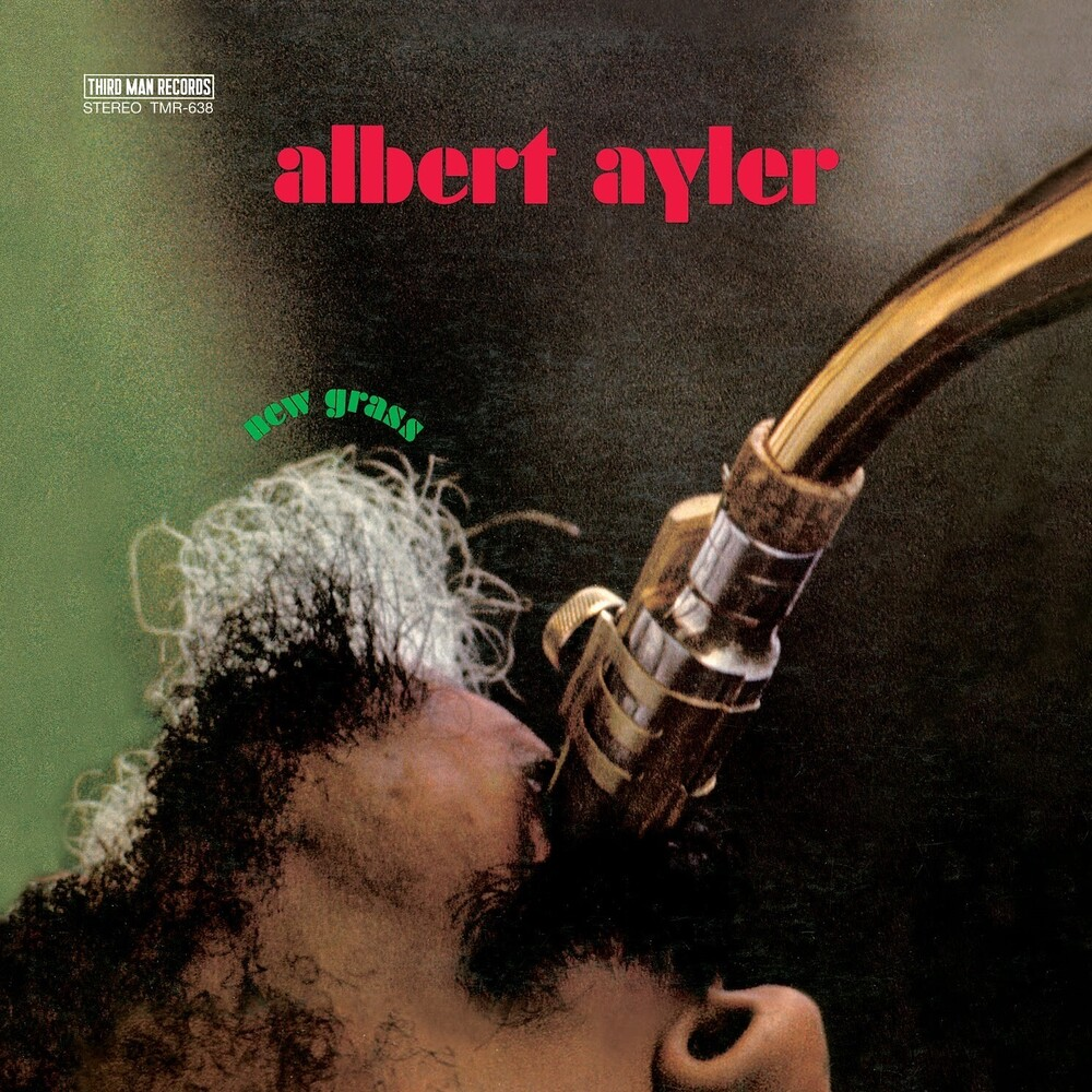 Albert Ayler - New Grass [180 Gram]
