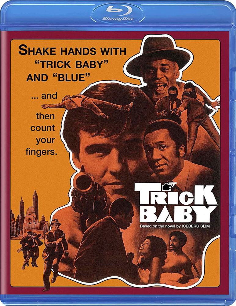 - Trick Baby (1972)