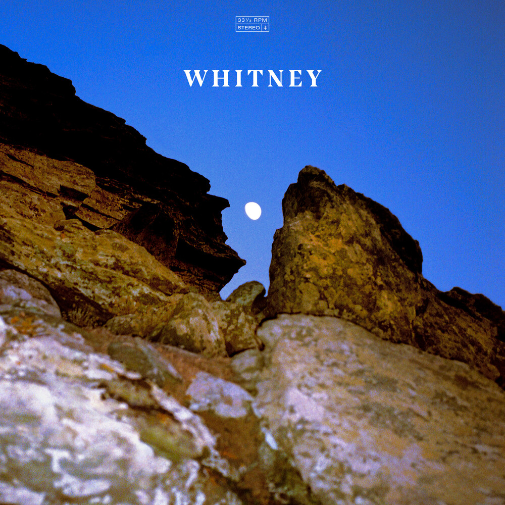 Whitney - Candid [Indie Exclusive Limited Edition Clear Blue LP]