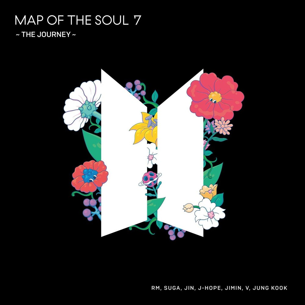 BTS - MAP OF THE SOUL: 7 – THE JOURNEY