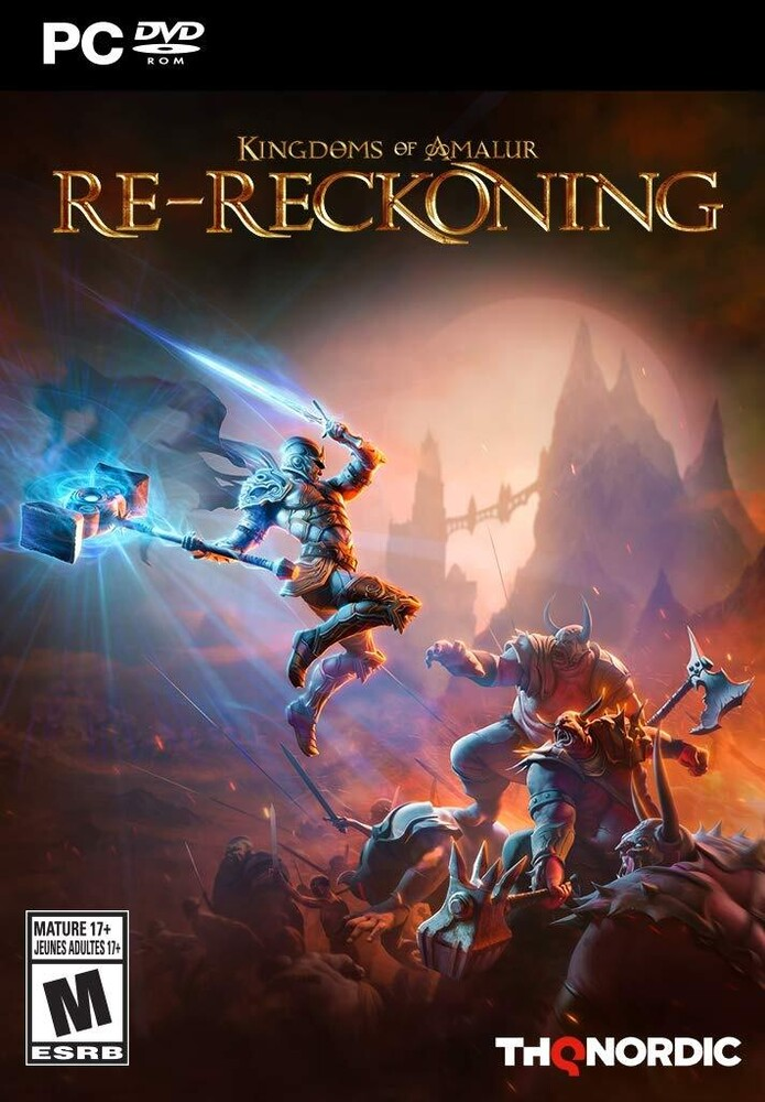 - Pc Kingdoms Of Amalur Re-Reckoning (Pc)