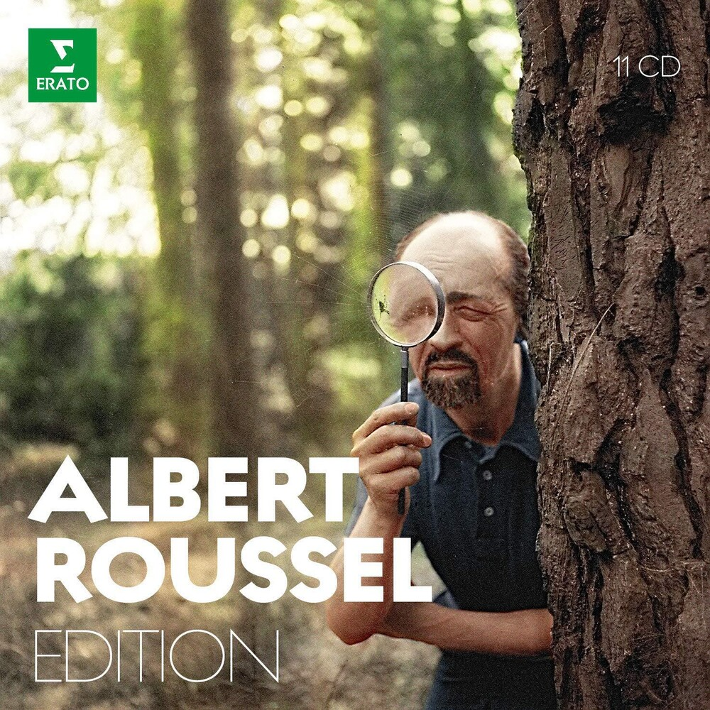 Albert Roussel / Martinon,Jean / Munch,Charles - Albert Roussel Edition (Box)